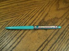 Vintage Denmark Floaty Ballpoint Pen Advertising   Florida   Flamingo