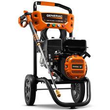 Generac 6921 2,500 Psi 2.4 GPM Axial Cam Pump Portable Pressure Washer
