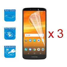 For Motorola Moto E5 Plus 6.0 inches LCD Screen Protector Guard Film Foil x 3