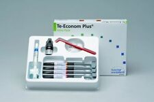 Ivoclar Vivadent Te Econom Plus Dental resin composite kit. TeEconom kit