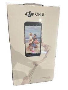 DJI OM 5 Smartphone Gimbal Stabilizer - Sunset White