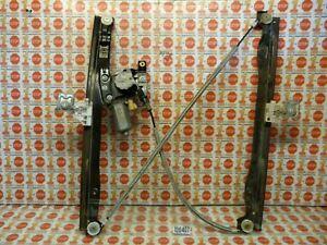 02-09 CHEVROLET TRAILBLAZER DRIVER LEFT FRONT DOOR WINDOW REGULATOR W/ MOTOR OEM