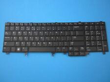 Keyboard us dell Precision m4600 m4700 m6600 m6700 Latitude e5520 0t1jmy retroiluminada