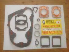 Yamaha RDX 125 / RD 125 DX, pochette neuve joints moteur / NOS Gasket kit