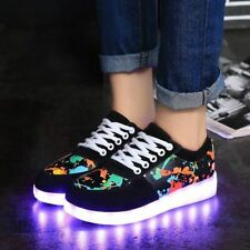 Glowing Sneakers Led Shoes For Boys And Girls Light Up Children Shoes 7 Colors
