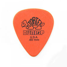 Dunlop Tortex Standard Guitar Picks .60MM 12-Pack