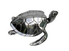 Large Turtle  Figurine Tortoise  Sculpture 16 inches