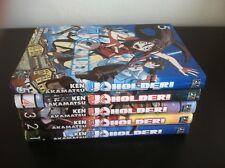 Manga UQ Holder Tome 1 à 5