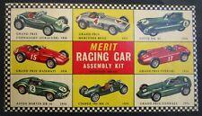 Vintage Mint 1/24 Merit Grand Prix 1955 Mercedes W196