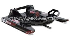 72 Virnig V50 Open Front Brush Cutter Attachment Bobcat Deere Skid Steer Loader