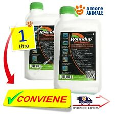 Roundup Platinum 500 ml - Glifosate sistemico / Diserbante totale Monsanto .