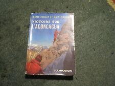 René FERLET et Guy POULET: Victoire sur l'Aconcagua
