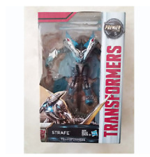 HASBRO TRANSFORMERS MV5 THE LAST KNIGHT PREMIER EDITION DELUXE STRAFE FIGURE