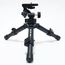 Slik Mini Portable Snap Mirroless Video Camera Stand Tripod with Ball Head Free