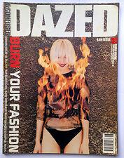 June 1997 #31  DAZED & CONFUSED Magazine |  Deborah Unger, Rhys Ifans, Rankin