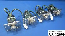 Oriental Motor Pk564Aw-P50 5-Phase Stepping Motor Vexta Lot of 4 Used Working