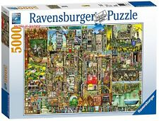 Ravensburger Colin Thompson: Bizarre Town Jigsaw Puzzle (5000 Piece)  SEALED