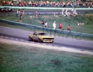 Original SCCA Racing at Road America. #32 Z28 Camaro Photo Slide
