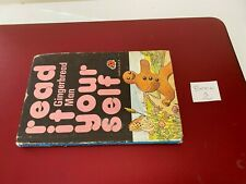 read it yourself gingerbread man reading level 4 ladybird book