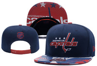 Washington Capitals NHL Hockey Embroidered Hat Snapback Adjustable Cap