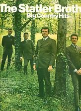 THE STATLER BROTHERS big country hits HOLLAND EX LP 1972