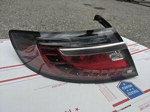 2010 2011 SAAB NG 9-5 Tail Light Assembly Driver Side - Genuine SAAB 12776357