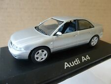 MINICHAMPS 1:43 SCALE  AUDI A4 SILVER   [MINT AND BOXED]