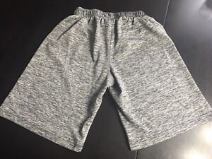 Old Navy Active Go-Dry Gray Boys 10/12  Grey Athletic Shorts