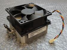 Dell NT270 Inspiron 531 Sockel AM2 Prozessor Kühlkörper & Lüfter 4-Pin/4-Wire