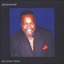 Walkeras, Little Larry (Da` Professor) : Pay Your Tithes CD