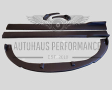 Hyundai Veloster Front Lip Side skirt Rear pod Body kit Package
