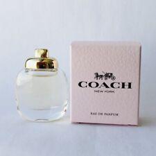 Coach New York Eau De Parfum Women Travel Sample Mini Dabber/Splash .15oz/4.5ml