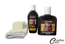 Leather Balm Colour Restorer. Leather Sofa Chair SMELL OF LEATHER 19 colours ! !