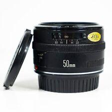 Canon 50mm EF f1.8 MK1 metal mount lens