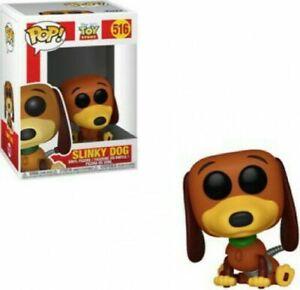 Funko POP! Disney: Toy Story SLINKY DOG Figure #516 DAMAGE BOX