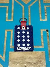 Vintage Cooper Mike Richter Mini Blocker Key Chain New York Rangers