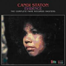 Candi Staton - Evidence: Complete Fame Records Masters [New CD] UK - Import