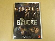 DVD / DIE BRUCKE / THE BRIDGE ( FRANKA POTENTE, LARS STEINHOFEL, FRANCOIS GOESKE