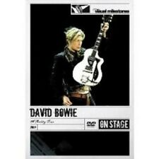 "DAVID BOWIE ""A REALITY TOUR"" DVD 30 TRACKS NEW"