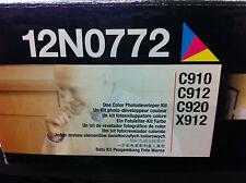 original Lexmark Photoentwickler neu  für C910/C912 12N0772 Fotoleiter A-Ware
