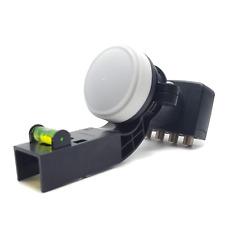 Visibalewave 4k HD 4 Output LNB Quad Switch - Black
