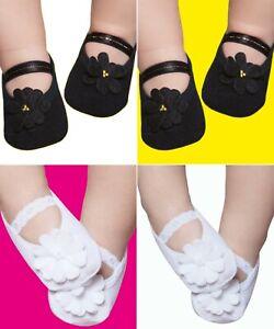 Baby Toddler Cute Ballerina Socks Cotton Girls Gift Party