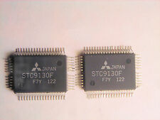 "STC9130F  ""Original"" Mitsubishi 60P SMD  IC  2 pcs"