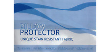 Machine Washable - STAIN RESISTANT V Shaped /TRI Pillow Protector NEW