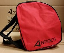 Sports Equipment Bag NEW YOUTH Soccer / Volleyball RED Bag / Backpack