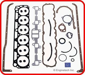 *FULL GASKET SET* Ford 200 3.3L OHV L6 12v  1963-1983