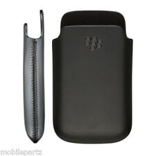 Genuine BlackBerry Black Pocket Pouch Case for Bold 9700 9780 HDW-31228-002
