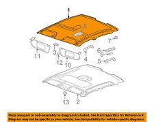 Saturn GM OEM 2002 L100 Interior-Roof-Headliner 22688950