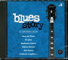 BLUES STORY - N°8 LE LOUISIANA BLUES - CD COMPILATION NEUF ET SOUS CELLO