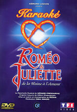 DVD Karaoké Roméo Et Juliette